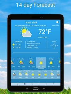 Weather 2 weeks (UNLOCKED) 6.0.9 Apk 4