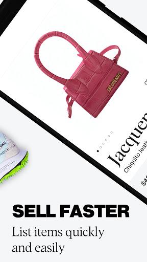 Vestiaire Collective: Preloved Fashion Marketplace apktram screenshots 3
