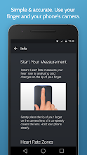 Instant Heart Rate: HR Monitor & Pulse Checker screenshot thumbnail