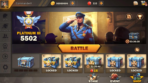 Battle Boom apkpoly screenshots 1