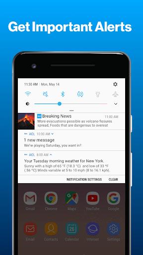 AOL - News, Mail & Video 5.14.0.2 Screenshots 4