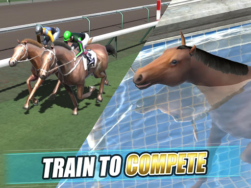 iHorse: The Horse Racing Arcade Game apkmr screenshots 5