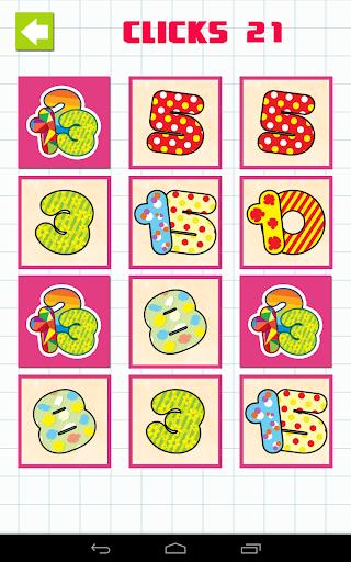 Memory Game: Animals, Fruits, Cars & Numbers  screenshots 2