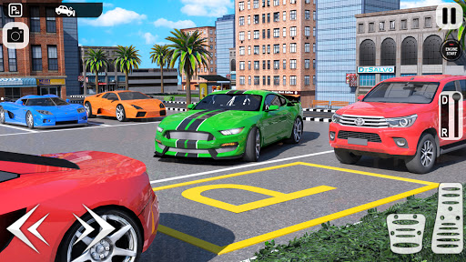 Master Car Parking 3D - Free Car Drive  screenshots 5