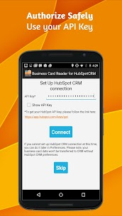 Business Card Reader for HubSpot CRM by M1MW 1.1.158 MOD for Android 2