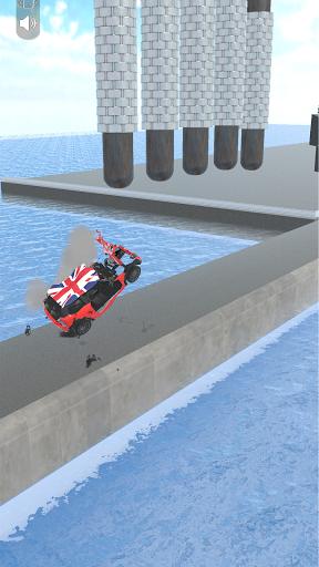 Crash Master 3D modiapk screenshots 1