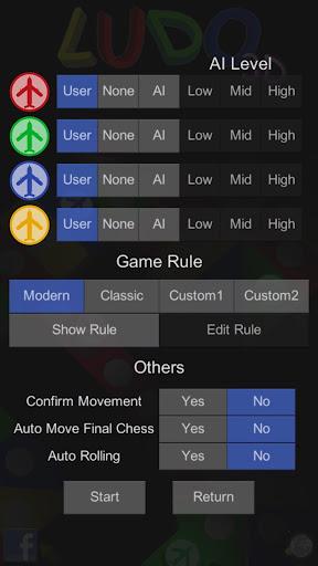 Ludo 3D - Chinese Aeroplane Ludo Chess apkmr screenshots 2