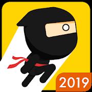 Ninja Jump:Assassin Ninja Arashi Tobu Samurai Dash