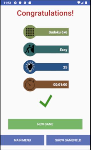 Classic Sudoku PRO(No Ads)  screenshots 3