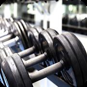 Fitness Exercise Free App  Icon