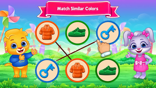 Colors & Shapes - Kids Learn Color and Shape screenshots 5