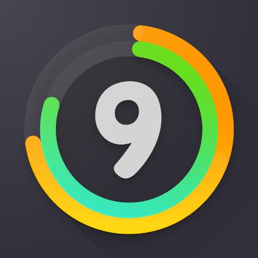 9 Timer icon