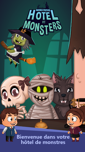 Télécharger Monstrous Hotel of Monsters APK MOD (Astuce) screenshots 1