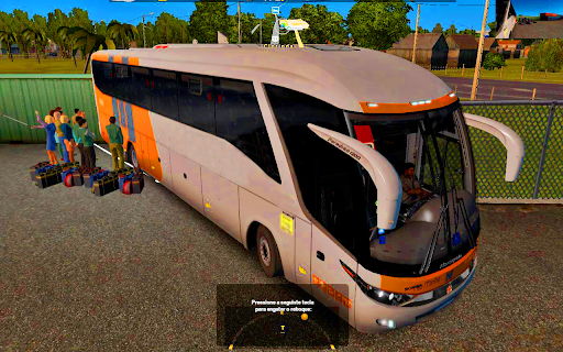 World Bus Driver Simulator: Top Bus Game 0.3 Screenshots 6