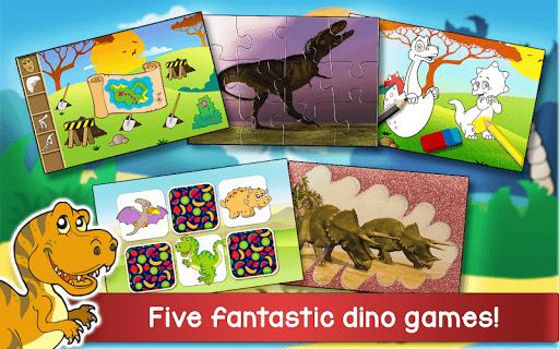 Kids Dino Adventure Game - Free Game for Children screenshots 15