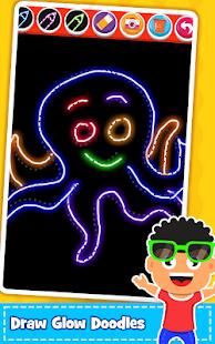Coloring Games : PreSchool Coloring Book for kids screenshots 3
