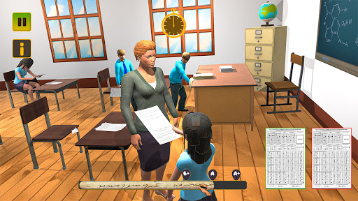 High School Cheater Boy: New Cheating Games 2020  screenshots 18