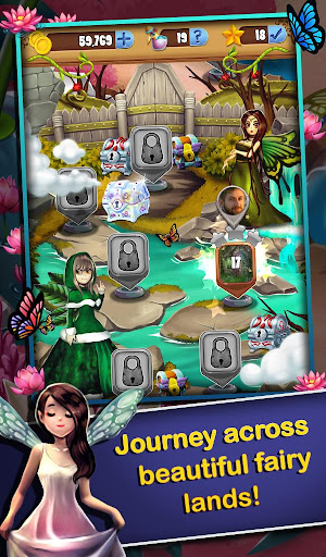 Bubble Pop Journey: Fairy King Quest 1.1.27 screenshots 2