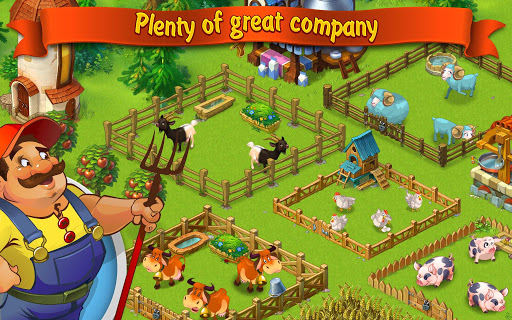 Farm games offline: Village farming games 1.0.45 screenshots 6