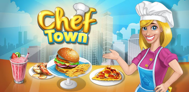chef town: cooking simulation hack