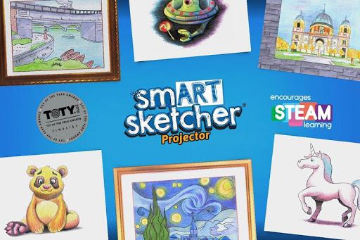 smART sketcher Projector 5.36 screenshots 1
