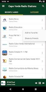 Cape Verde Radio Stations 6.0.1 MOD Apk Download 1