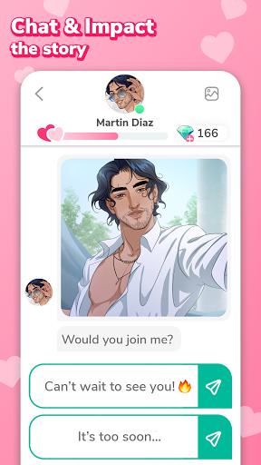 MeChat - Love secrets modavailable screenshots 3