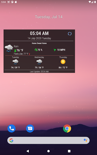 Hyperlocal Weather (Dark Sky Powered by) & Radar screenshots 14