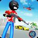 バッターギャングスター犯罪都市:バッターゲーム - Androidアプリ