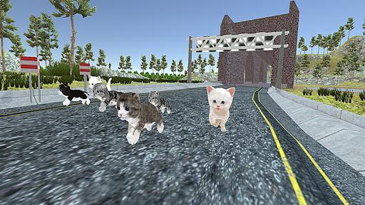 Kitten Cat Craft Racing:Cute Cat World Tournament apkdebit screenshots 4