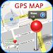無料のGPS地図