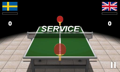 Virtual Table Tennis 3D 2.7.10 screenshots 7
