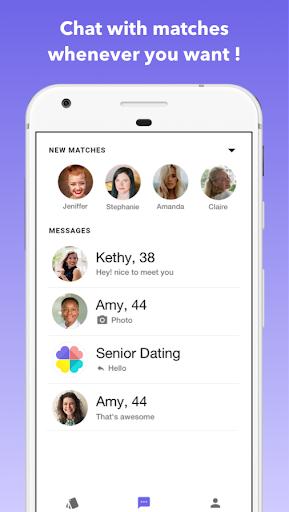Senior Dating: Date mature singles android2mod screenshots 3