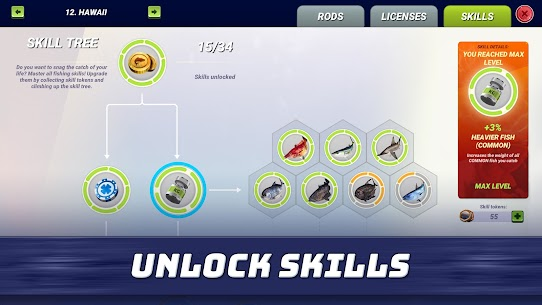 Fishing Clash Premium Unlimited Mod APK 8
