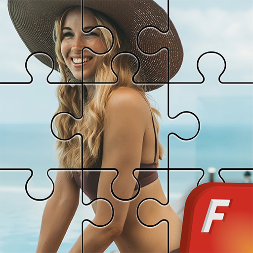 Baixar Beautiful Women Jigsaw Puzzle Games for Adults 18 para Android