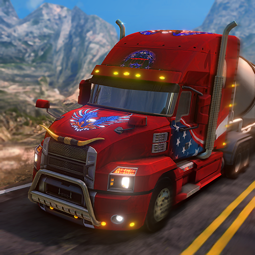 Truck Simulator USA - Evolution 4.0.8