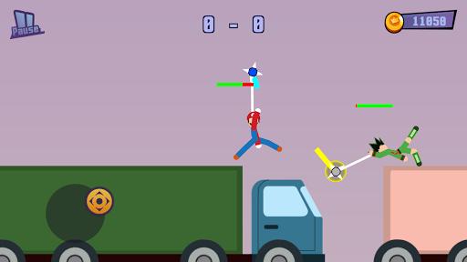 Supreme Stickman Fighter: Epic Stickman Battles apkpoly screenshots 9