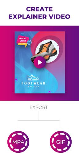 Video Flyers - Flyer Maker, Make Poster, Video Ads 21.0 Screenshots 6