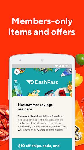 DoorDash - Food Delivery  screenshots 3