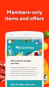 DoorDash – Food Delivery Apk 3