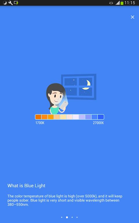 Blue Light Filter - Night Mode, Night Shift  poster 14