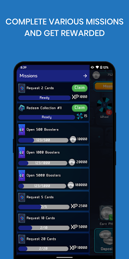 Crypto Cards - Collect and Earn apkpoly screenshots 6