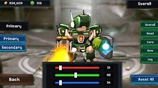 メガボットバトルアリーナ:オンラインロボット格闘ゲームのおすすめ画像1