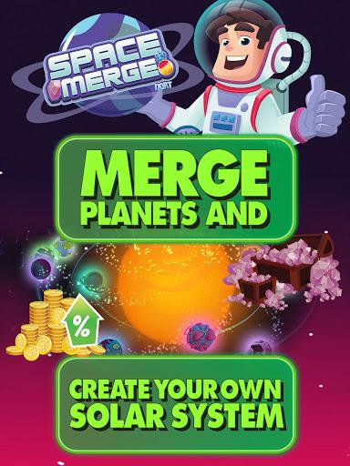 Space Merge: Galactic Idle Game 1.4.1 screenshots 13