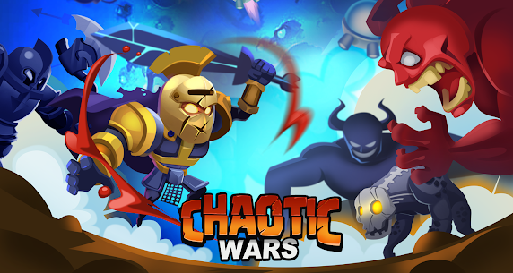 Chaotic War: Legacy Mod Apk (Unlimited Gold/Diamonds) 5