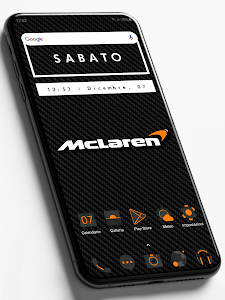 Oxigen McLaren - Icon Pack 2.1.5 (Patched)