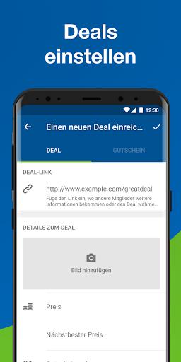 mydealz u2013 Gutscheine, Angebote 5.54.00 Screenshots 5