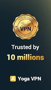 Download Yoga VPN Mod Apk 5.1.156-Unlimited Points & Secure Proxy 1