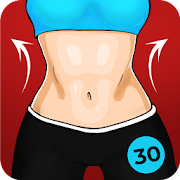 Abs Workout - Female Flat Stomach, Lose Belly Fat