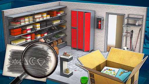 Rooms & Exits - Escape Games apkslow screenshots 15